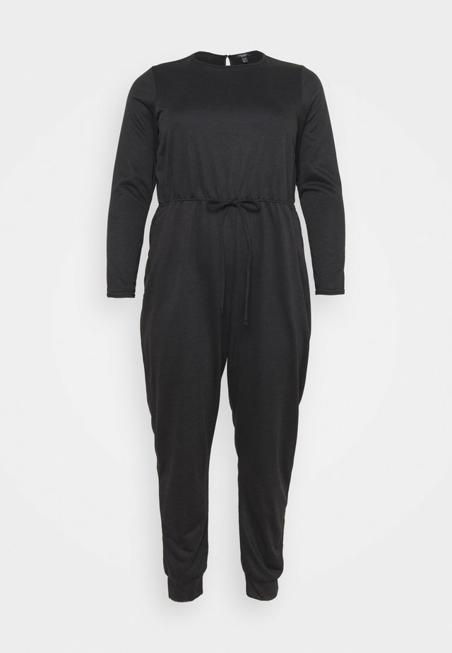 LOUNGE - Overall / Jumpsuit /Buksedragter - black