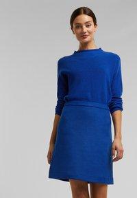 Esprit Collection - A-line skirt - bright blue - 3
