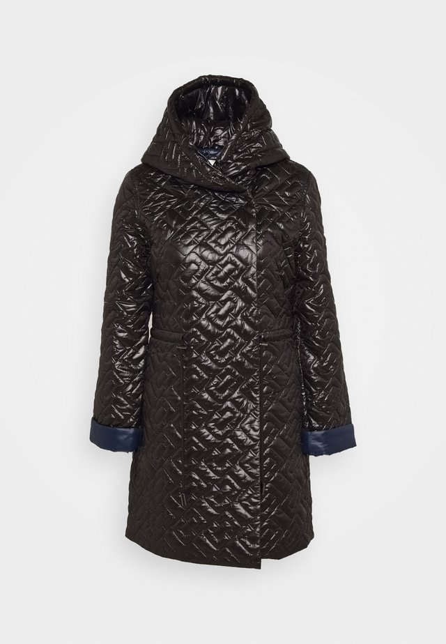 SIRENA - Zimní kabát - black