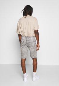 Cotton On - ROLLER - Džínové kraťasy - grey - 2