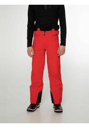 BORK - Zimní kalhoty - mars red