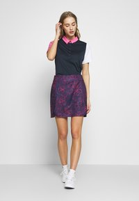 Cross Sportswear - SALLY - Koszulka polo - navy - 1