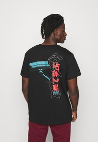 Night Addict - NASEE - Print T-shirt - black - 0