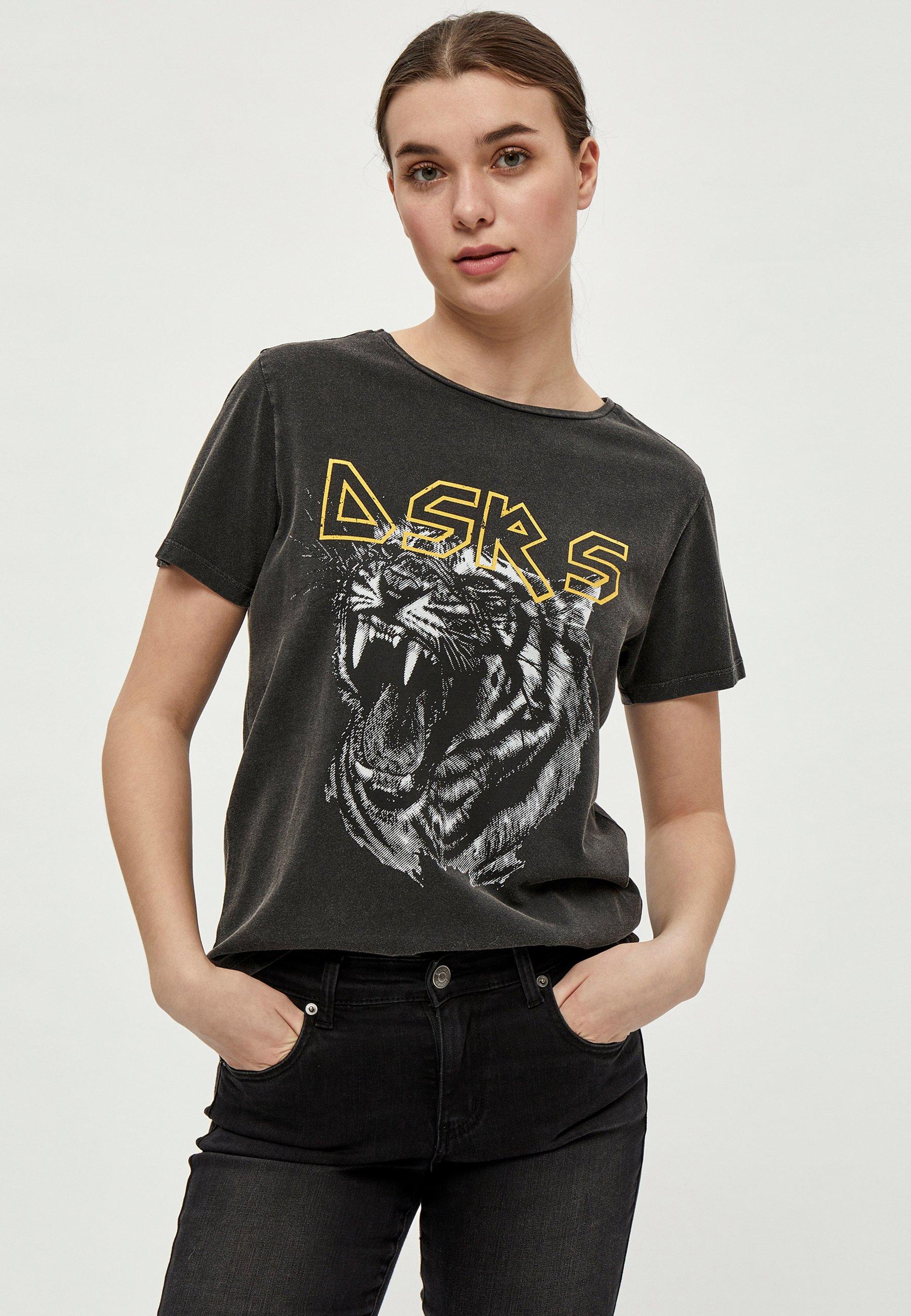 Damen AMELIA TEE - T-Shirt print