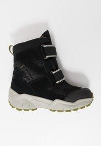 Superfit - CULUSUK - Zimní obuv - schwarz/grün - 1