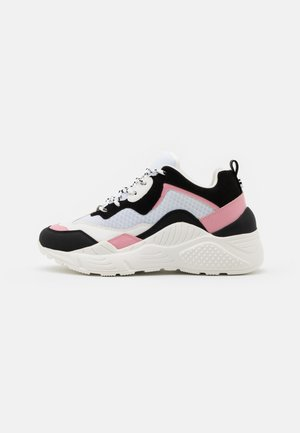 ANTONIA - Trainers - black/pink