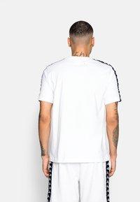 Kappa - ILYAS - T-shirts print - bright white - 2