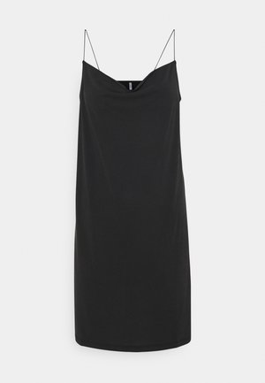 ONLFREE LIFE SHORT DRESS - Jersey dress - black