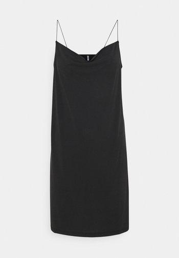ONLFREE LIFE SHORT DRESS - Jerseykjole - black