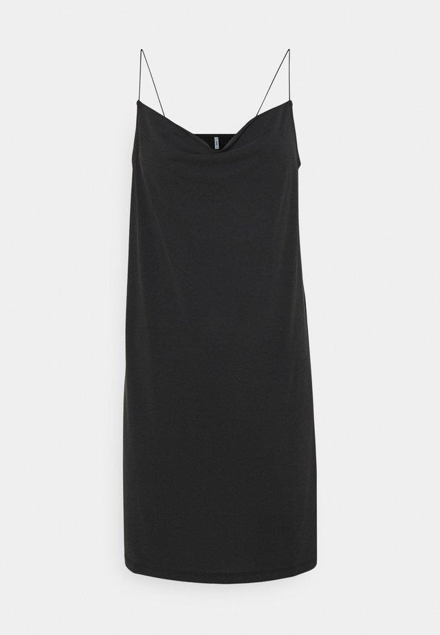 ONLFREE LIFE SHORT DRESS - Jersey dress - black