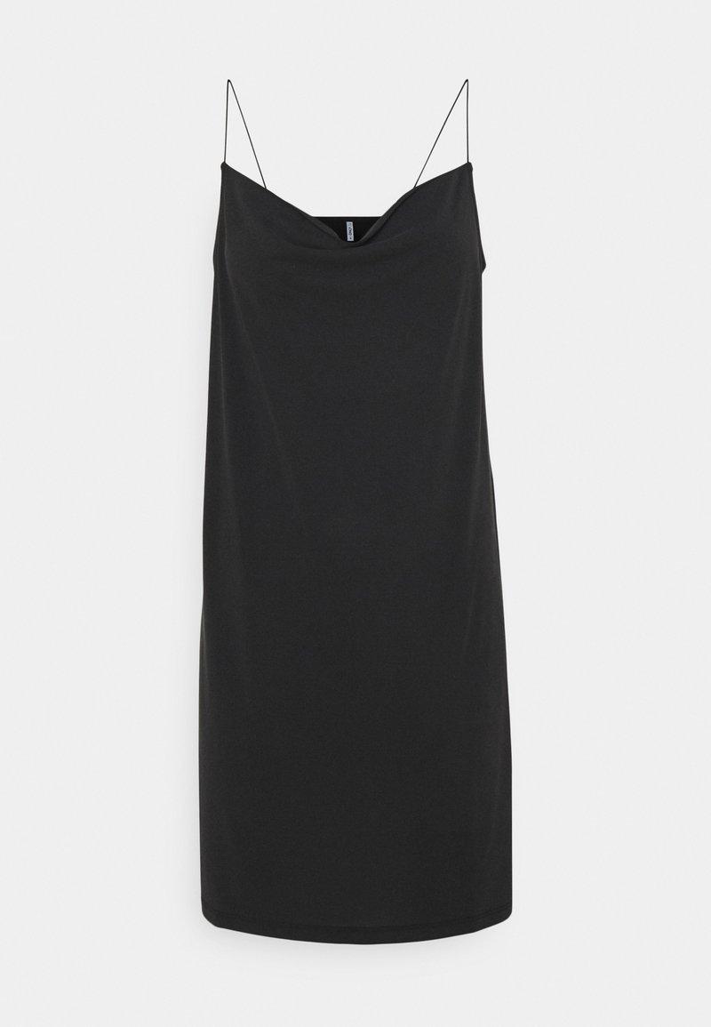 ONLY - ONLFREE LIFE SHORT DRESS - Jersey dress - black