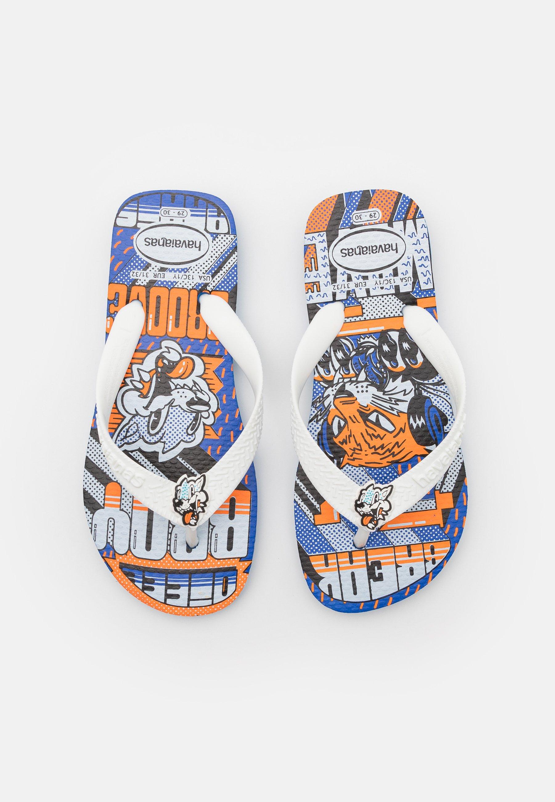 Kids GRAFITTI - T-bar sandals
