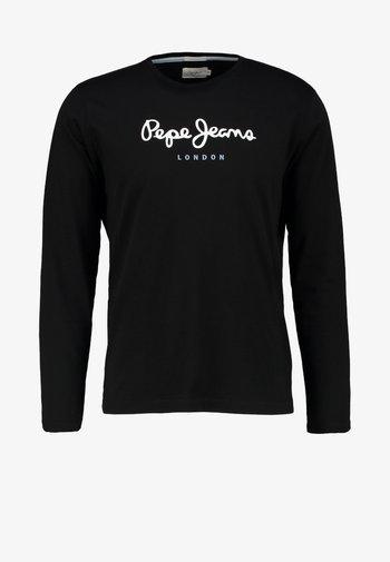 EGGO LONG - Långärmad tröja - black
