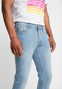 Denim Project - Skinny-Farkut - light blue - 4