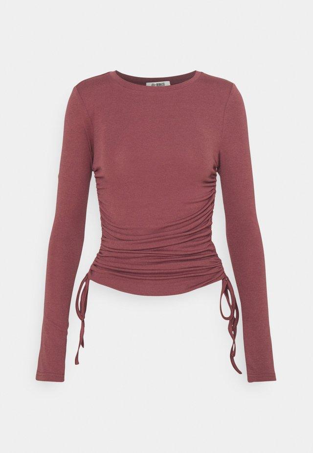 MATILDA - Maglietta a manica lunga - mauve
