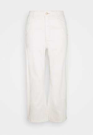 EXTREME BARREL - Relaxed fit jeans - ecru