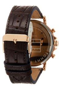 Tommy Hilfiger - DANIEL - Watch - braun - 2