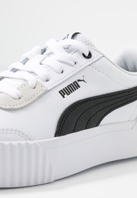 Puma - CARINA LIFT - Trainers - white/black - 2