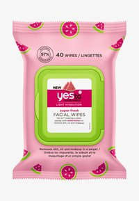 Yes To - WATERMELON SUPER FRESH FACIAL WIPES 2 PACK - Skincare set - - - 0