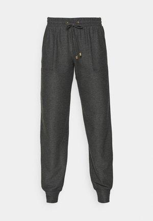 FLEXI CUFF PANT - Pyjama bottoms - charcoal mix