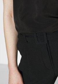 JDY - JDYXANDER ANKLE PANT  - Trousers - black - 4