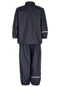 CeLaVi - RAINWEAR SUIT BASIC - Vodotěsná bunda - dark navy - 1