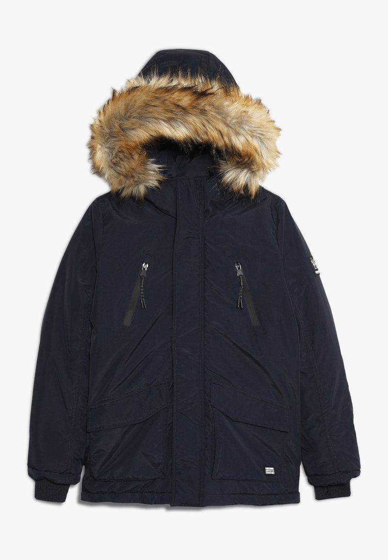 Cars Jeans - KIDS DEMPSEY  - Winter jacket - navy