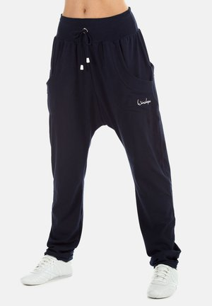 Tracksuit bottoms - night blue