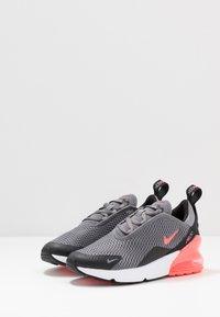 Nike Sportswear - AIR MAX 270  - Sneakers - gunsmoke/hot punch/black/white - 3