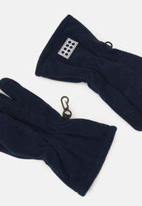 LEGO Wear - AZUN GLOVE UNISEX - Gloves - dark navy - 1