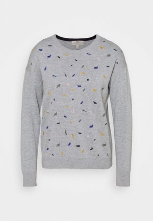 EMBRO - Jumper - light grey