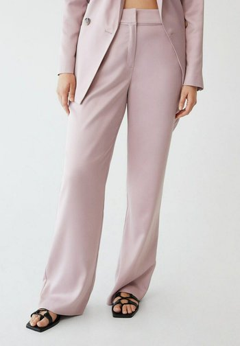 Spodnie materiałowe - rosa