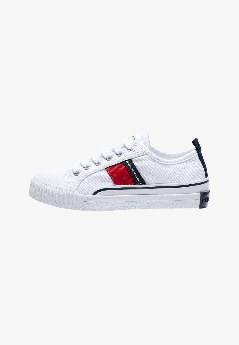 Pepe Jeans - OTTIS - Trainers - blanco