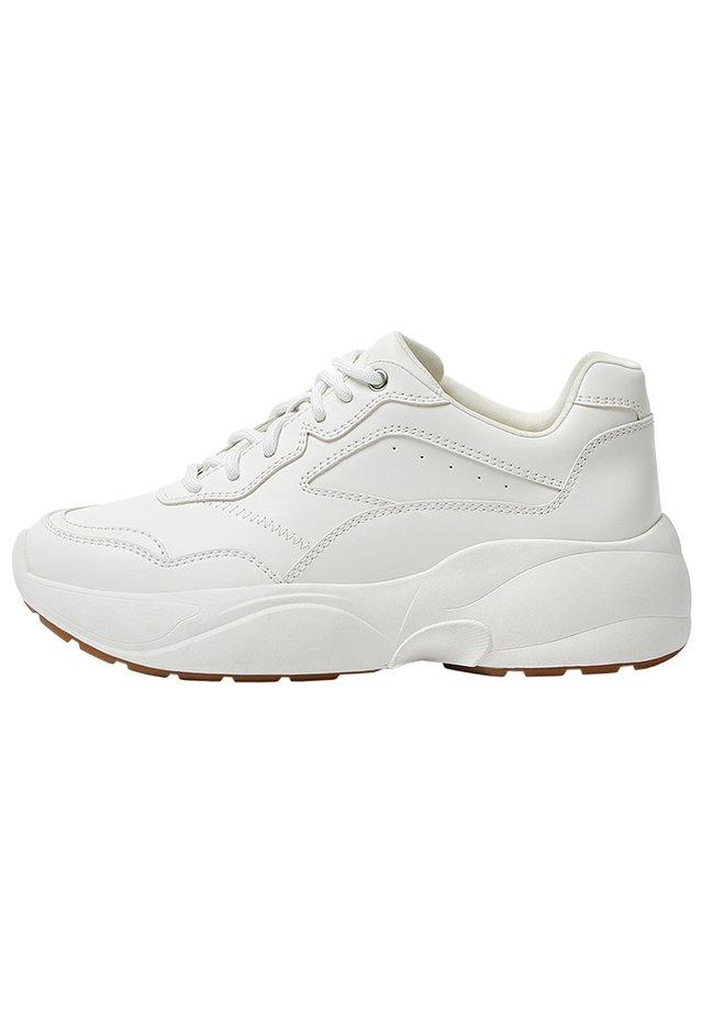 WEISSE SNEAKER 11313540 - Sneakers laag - white