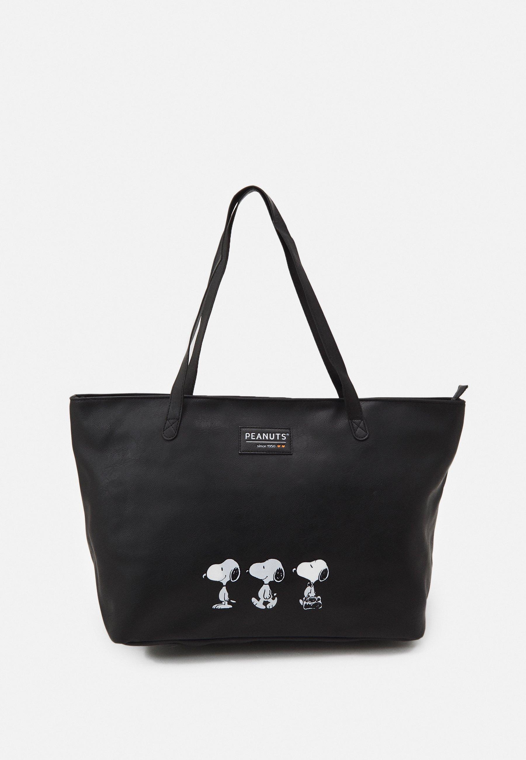 Women SHOPPER SNOOPY MAKING MEMORIES - Tote bag