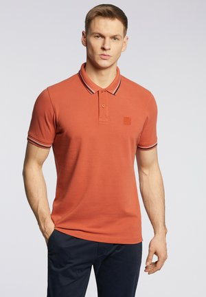 BRUNO - Koszulka polo - dark orange