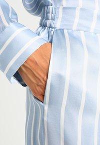 ASCENO - Pyjamabroek - sky stripe - 3