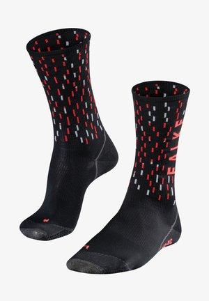 Sports socks - black (3008)