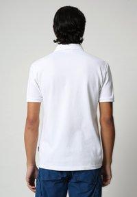 Napapijri - EOLANOS - Polo shirt - bright white - 1