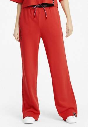 KVINNA - Trainingsbroek - poppy red