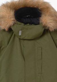 Reima - NAAPURI UNISEX  - Winter coat - khaki green - 5