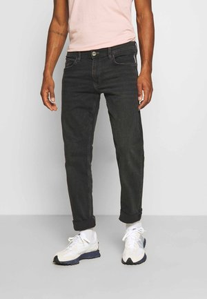 Straight leg jeans - black dark wash