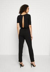 Even&Odd - BASIC - Jumpsuit - Jumpsuit -  black - 2