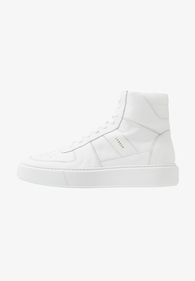CPH153M - High-top trainers - white