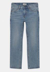 Lindex - TROUSERS STAFFAN - Jeans straight leg - light denim - 0