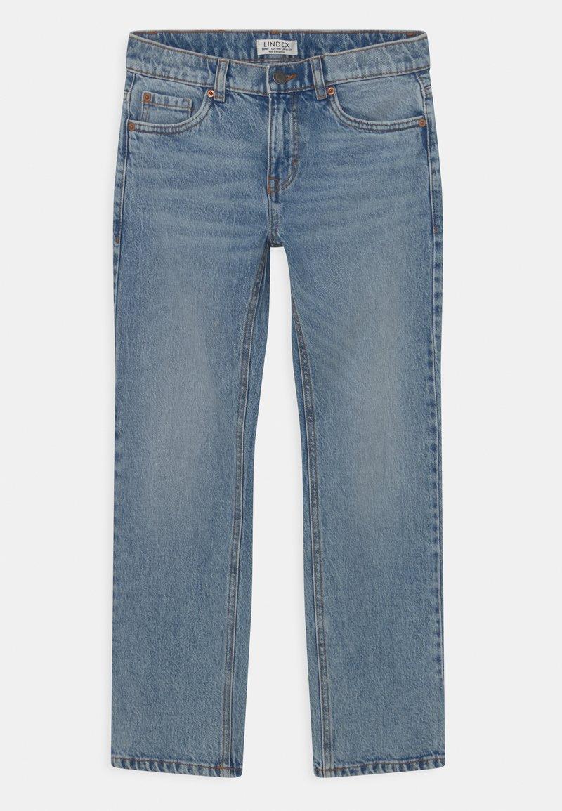 Lindex - TROUSERS STAFFAN - Jeans straight leg - light denim