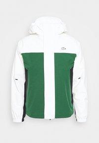 Lacoste - Light jacket - green/flour/abysm - 0