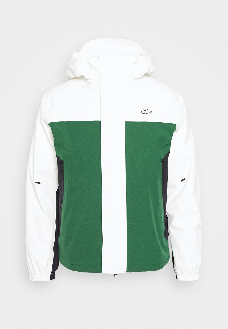 Lacoste - Light jacket - green/flour/abysm