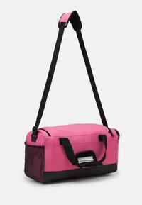adidas Performance - LINEAR DUFFEL S UNISEX - Sportovní taška - rose tone/black/white - 1