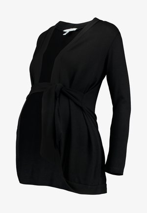 MILONGA MATERNITY CARDIGAN - Gilet - black